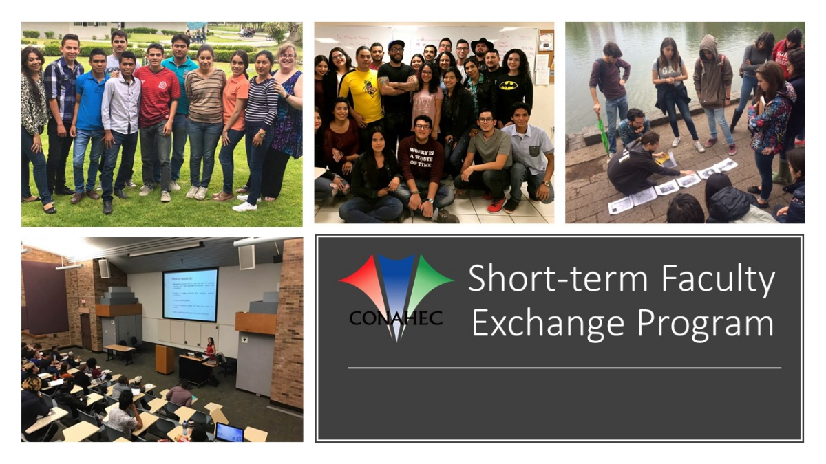 Short-term Faculty Exchange Program | CONAHEC: Consortium